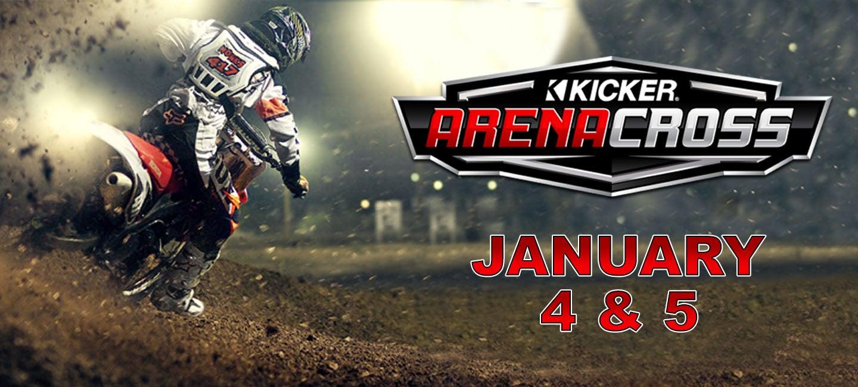 Kicker Arenacross