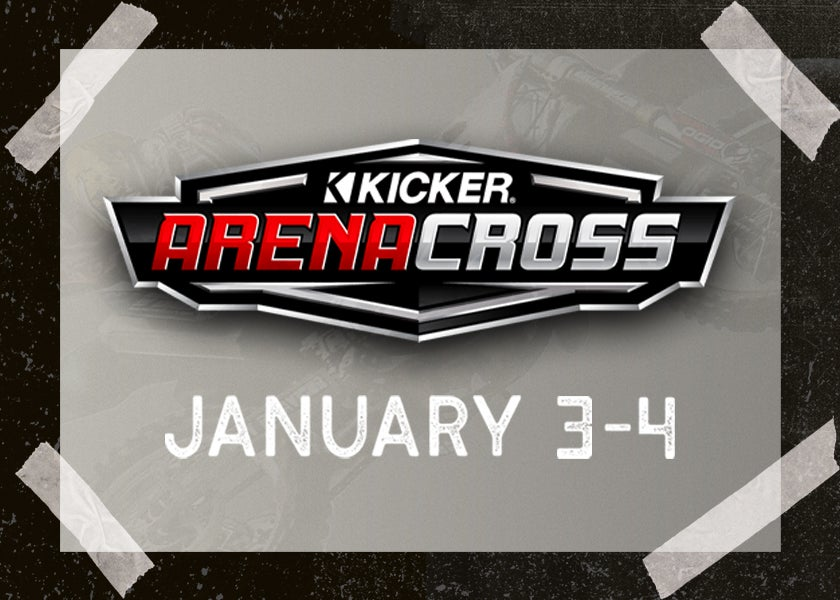 More Info for Kicker Arenacross