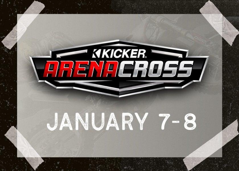 More Info for Kicker Arenacross