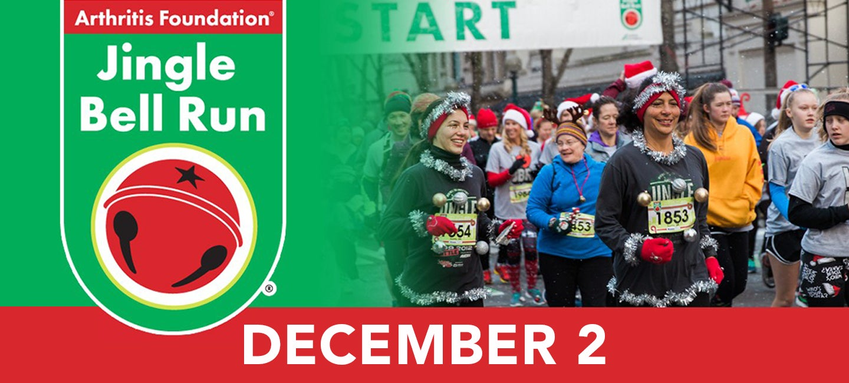 Arthritis Foundation Jingle Bell 5K Run