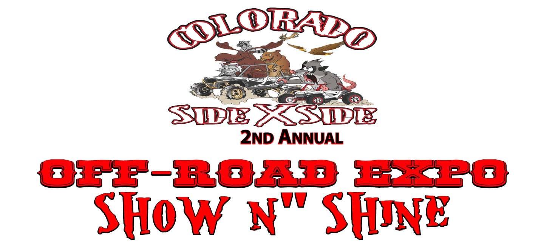 Colorado Side x Side Off-Road Expo