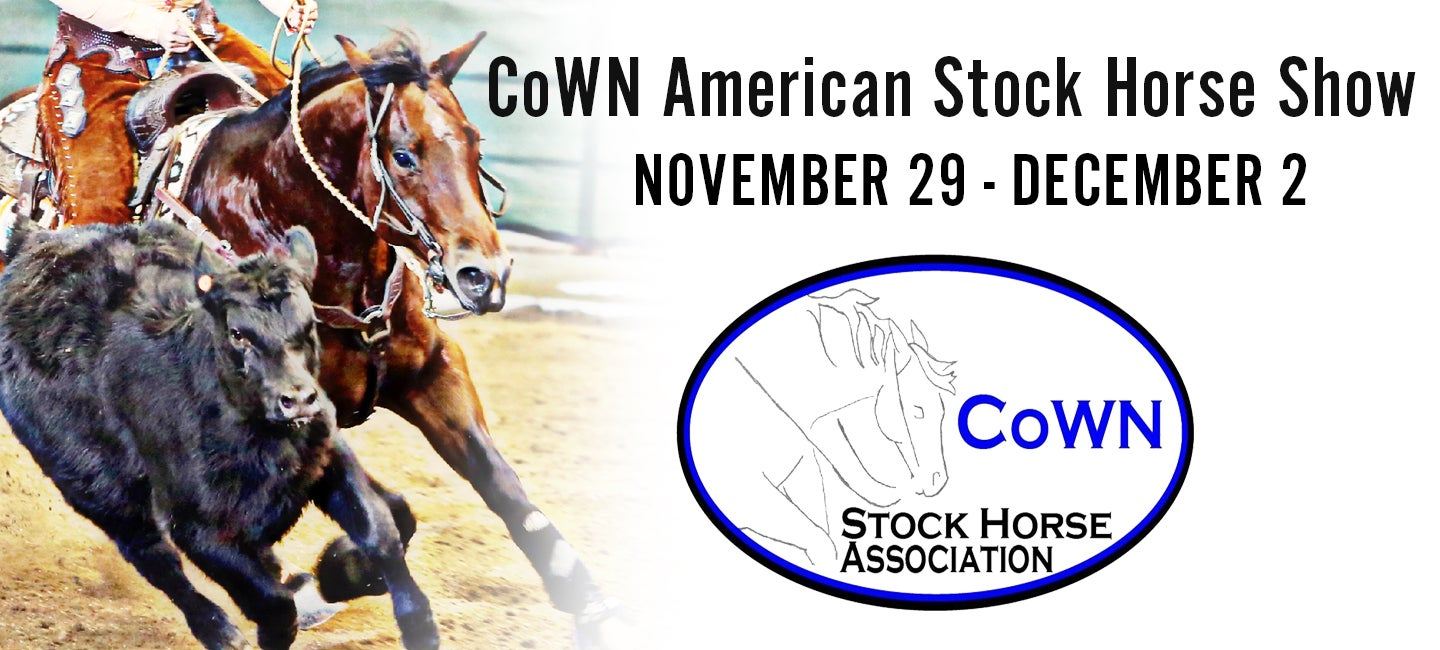 CoWN American Stock Horse Show