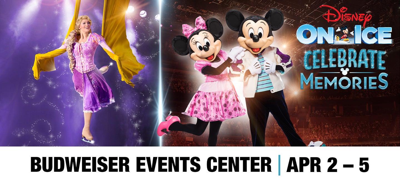 CANCELLED: Disney On Ice | Celebrate Memories