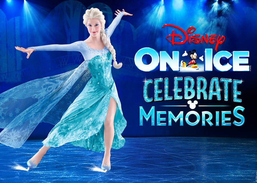 More Info for CANCELLED: Disney On Ice | Celebrate Memories