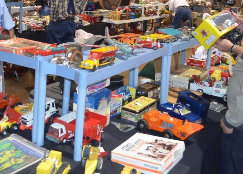 More Info for Timber Dan Toy Show & Sale