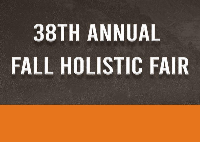 More Info for CANCELLED: 38th Annual Fall Holistic Fair