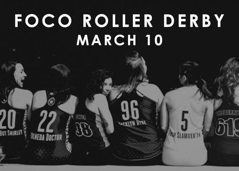 More Info for FoCo Brew Crew vs Rocky Mountain Rollergirls Project Mayhem