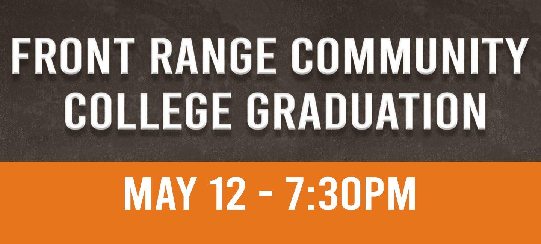 CANCELLED: Front Range Community College Graduation