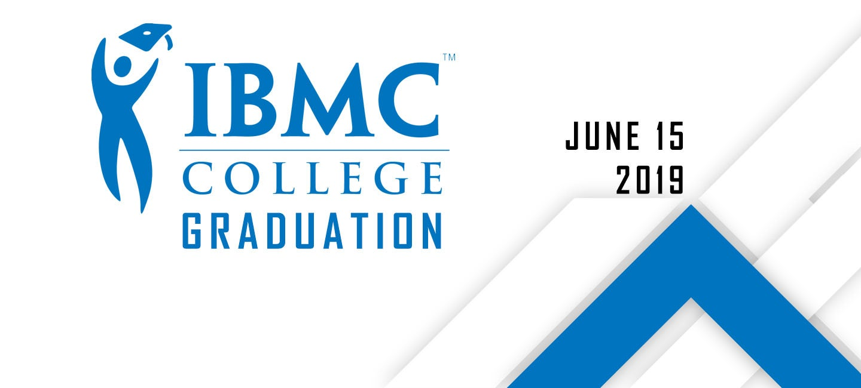 IBMC College Graduation