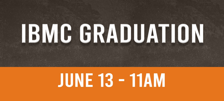 IBMC Graduation