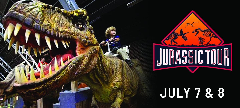 Jurassic Tour
