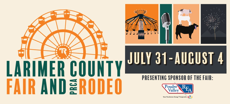 Larimer County Fair The Ranch Larimer County Fairgrounds Events