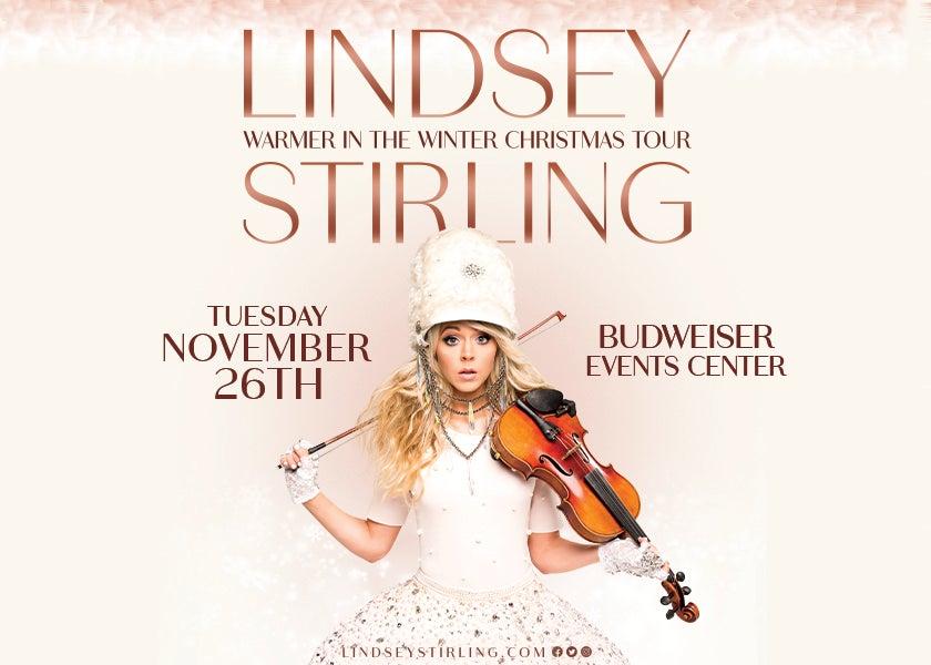 More Info for Lindsey Stirling