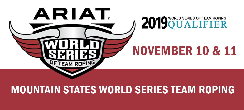 Mountain States World Series Team Roping