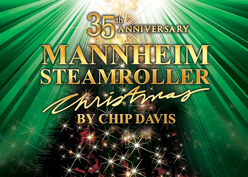 More Info for Mannheim Steamroller Christmas
