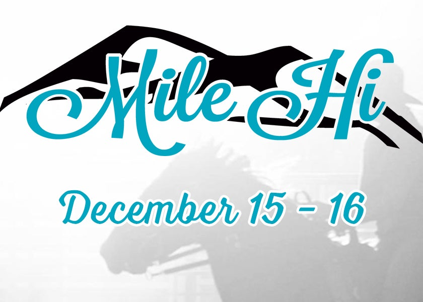 More Info for Mile Hi Barrel Race