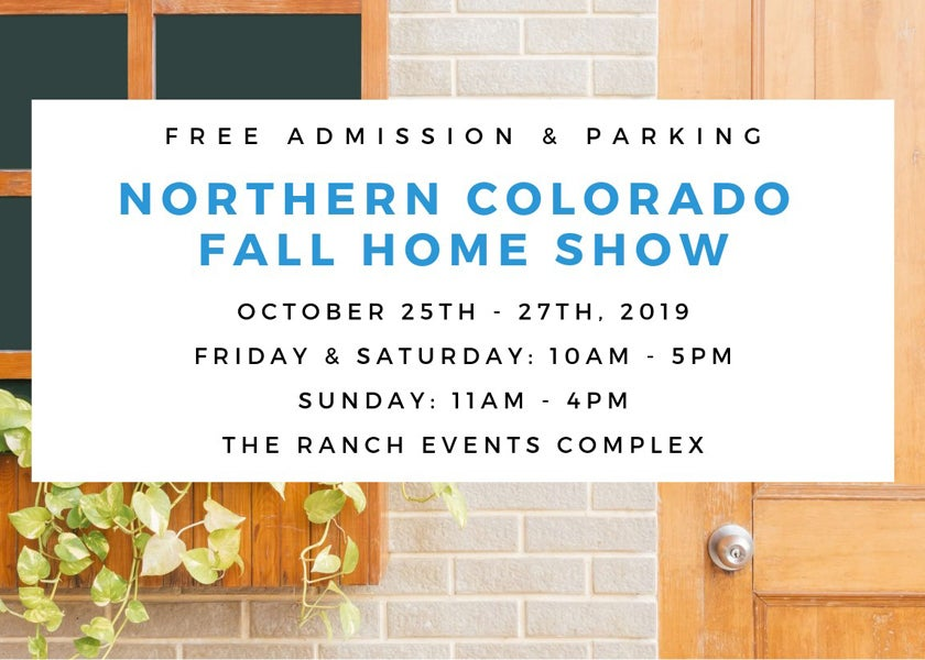 More Info for Northern Colorado Fall Home Show