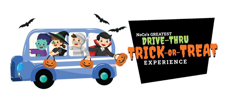 NoCo's Greatest DriveThru Trick or Treat Experience