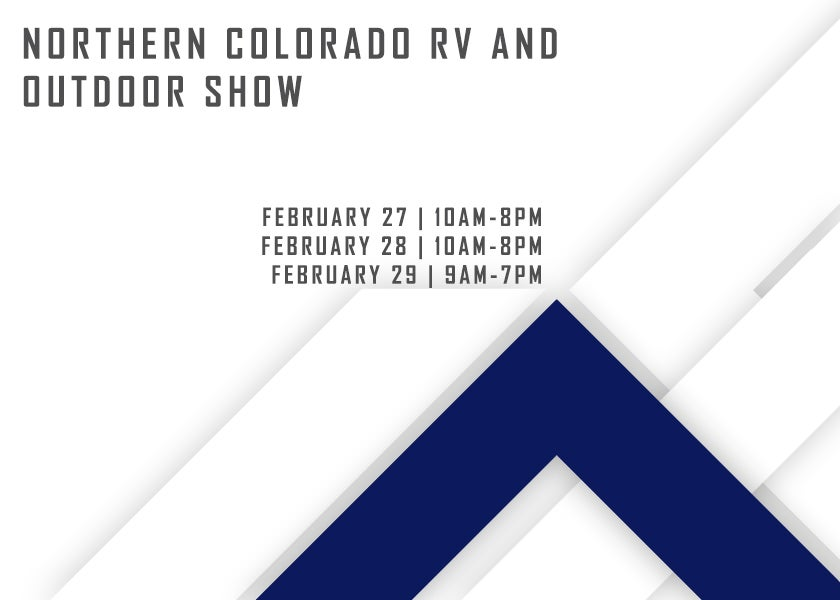 More Info for Northern Colorado RV and Outdoor Show