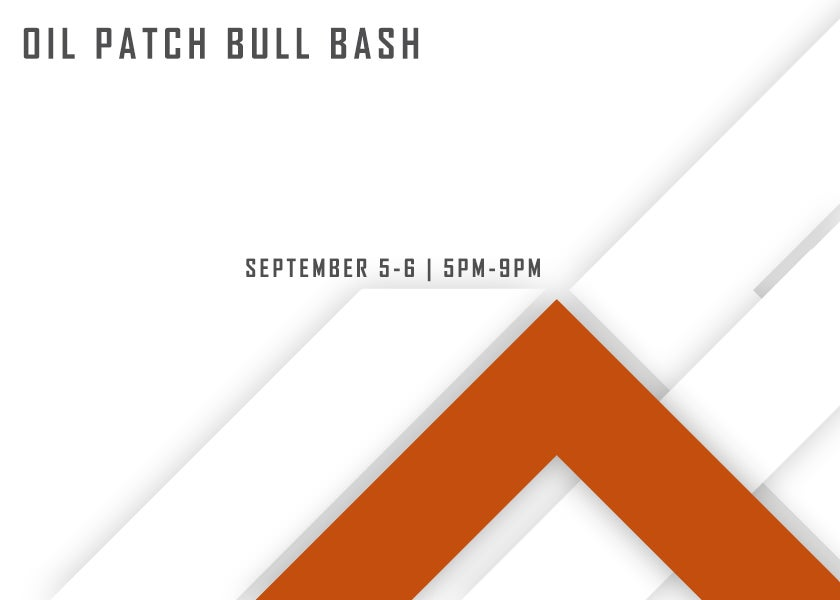 More Info for Oil Patch Bull Bash