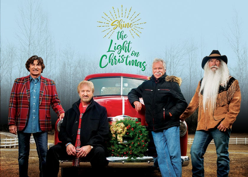 More Info for The Oak Ridge Boys