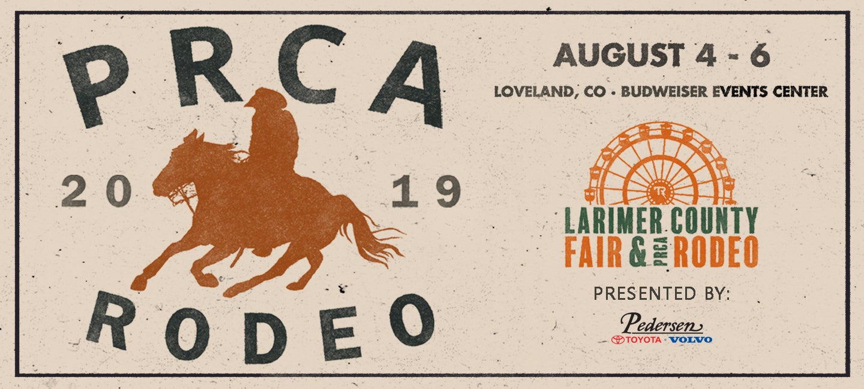 Larimer County Fair PRCA Rodeo