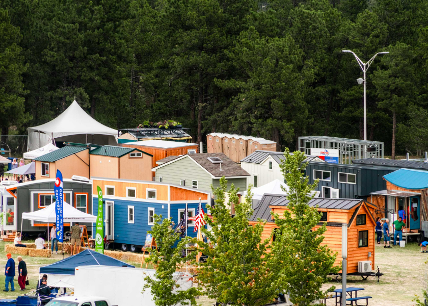 More Info for People's Tiny House Festival