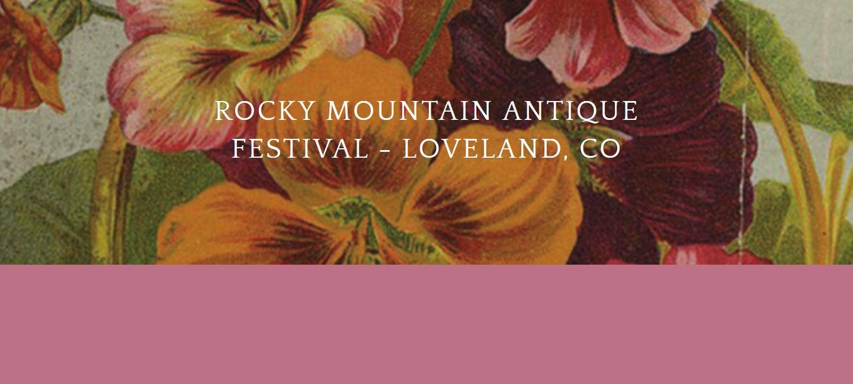 Rocky Mountain Antique Festival