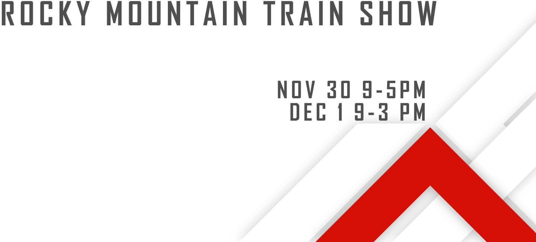 Rocky Mountain Train Show