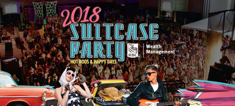 Suitcase Party