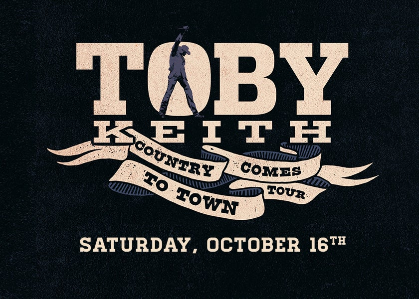 More Info for RESCHEDULED: Toby Keith