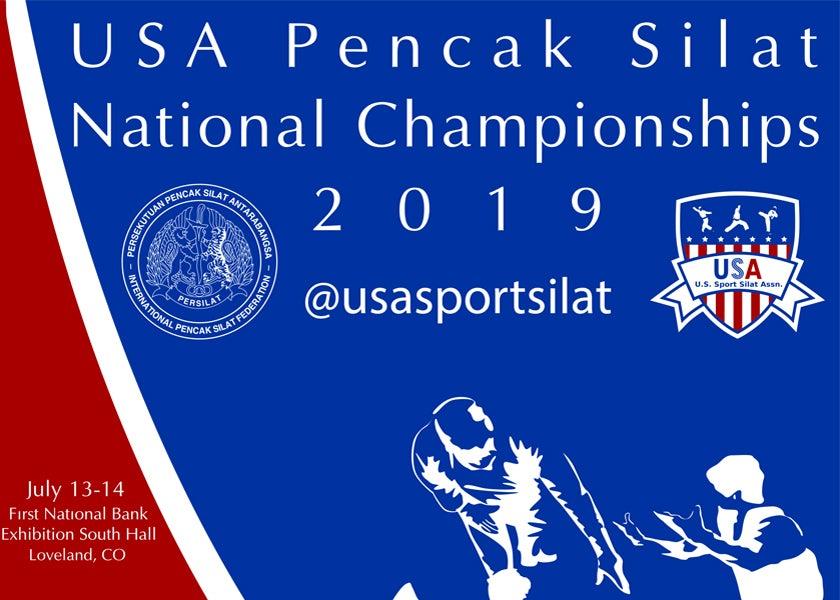 More Info for USA Pencak Silat National Championship 2019