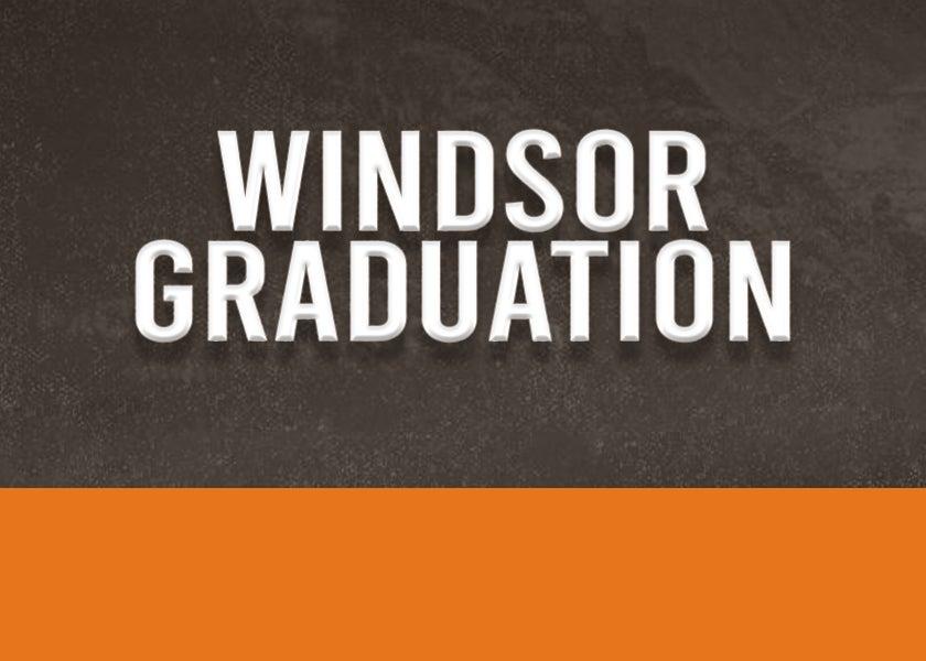 More Info for Windsor Graduation